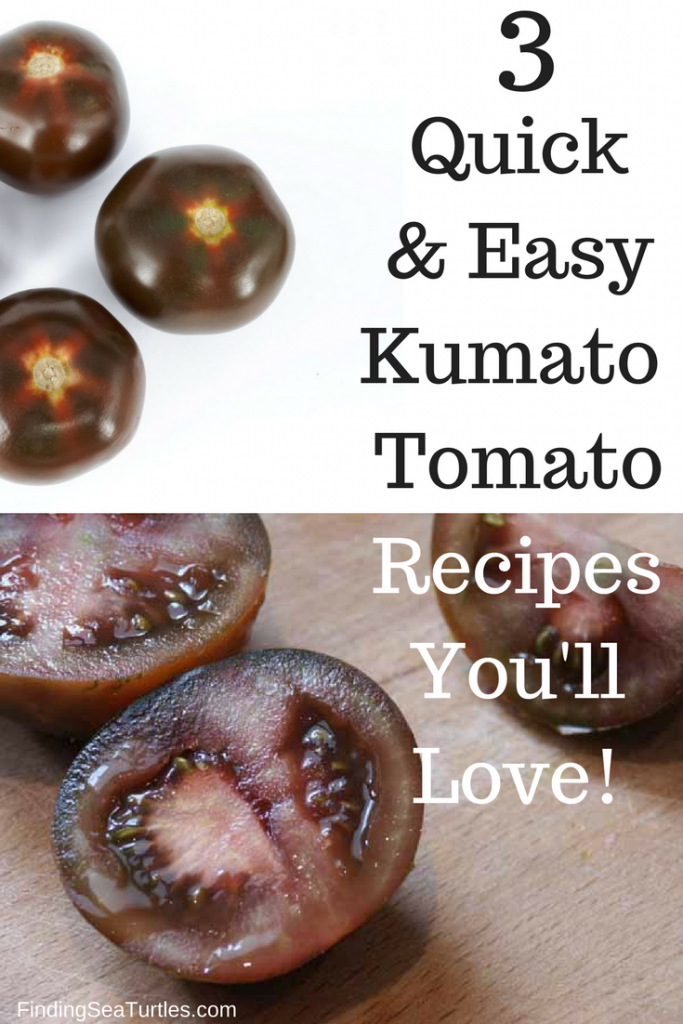 3 Quick And Easy Kumato Tomato Recipes You'll Love