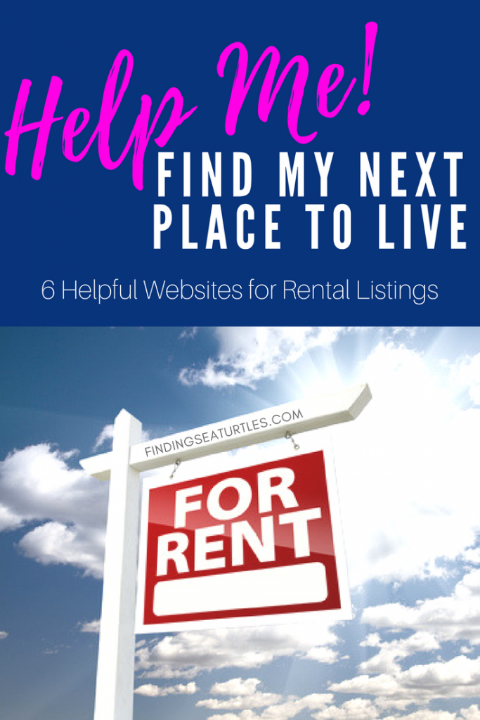 6 Fantastic Websites to Help Renters Find the Right Place to Call Home! #ListingsforRenters #ListingRentals #ForRentListings