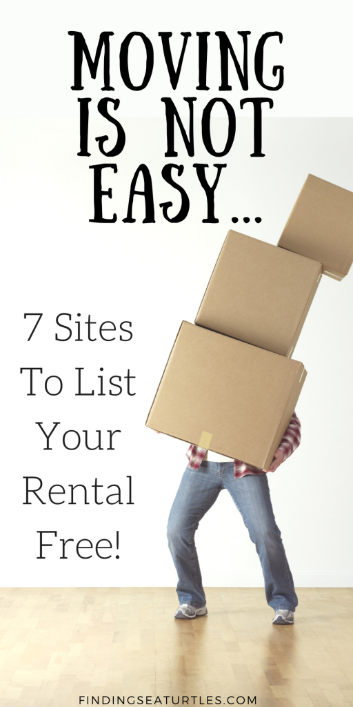 7 Awesome Websites to List Your Rental for FREE! #rental #realestate #MRIS #listhome #homerental