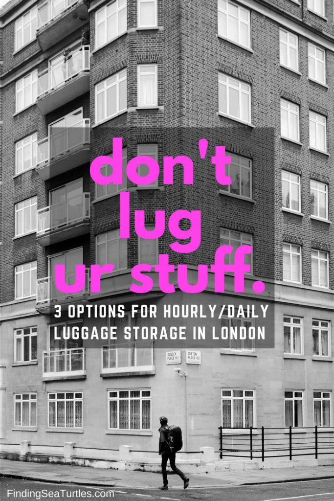 Best Short-Term Luggage Storage in London (Perfect For Layovers!) #london #heathrow #layover #luggage #travelhack