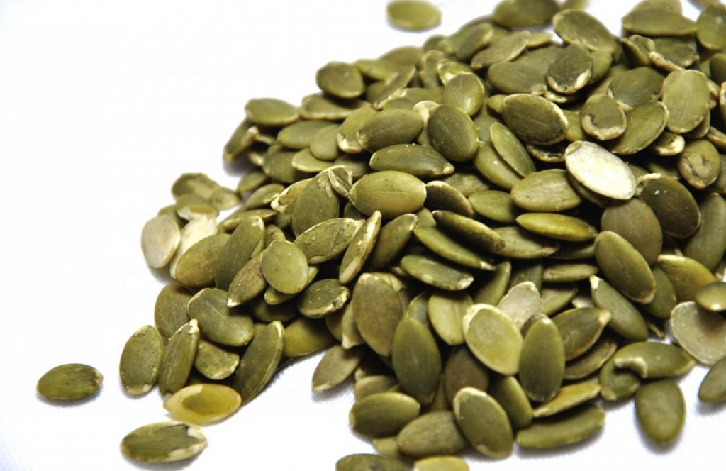 8 Ridiculously Healthy Seeds You Should Be Eating ASAP  #pumpkinseeds #healthyseeds #healthypumpkinseeds