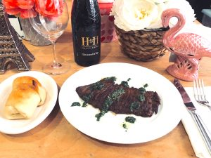 How to Make Delicious Skirt Steak with Chimichurri Sauce