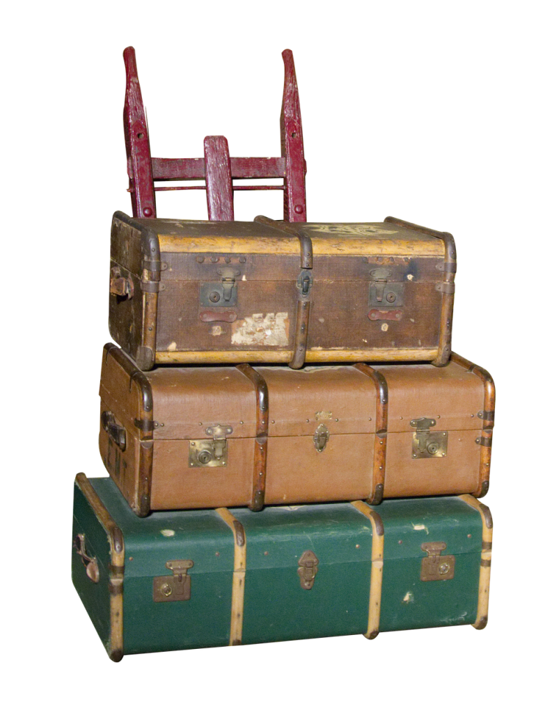 3 Great Ways to Store Luggage In NYC #TravelStorage #Travel #BaggageStorage #LuggageStorage #NYCtravel