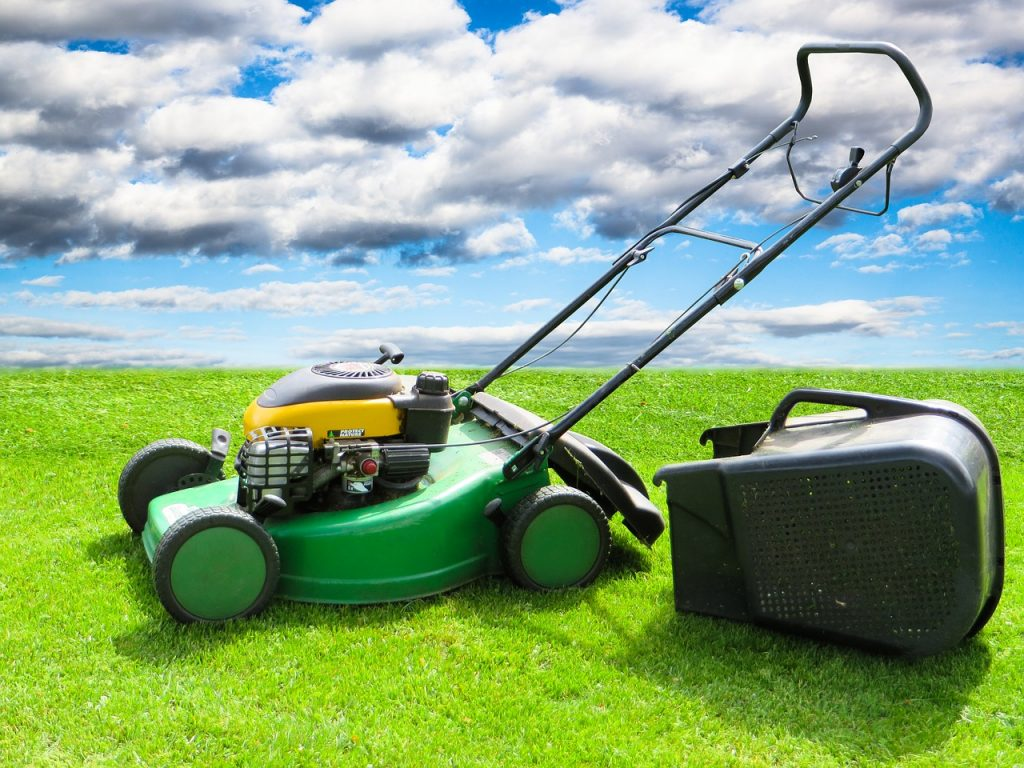 Fantastic Ways to Minimize Your Lawn Mowing #Lawn #LawnMowing #landscape #YardWork #Backyard