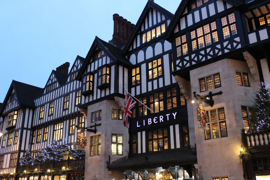 10 Great Places to Eat, Shop, and See in London! - Liberty London #London #LibertyLondon #LondonShopping #LondonTravel #LondonFun