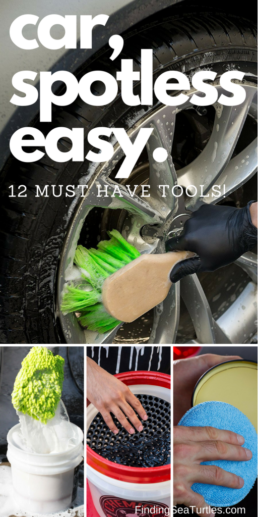 12 Products that Will Clean Your Car Faster Than Ever! #cleaningtips #cleaninghacks #carcare #carwash #cleaningproducts