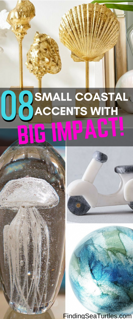 8 Small Coastal Decor Accents With Big Impact! 2