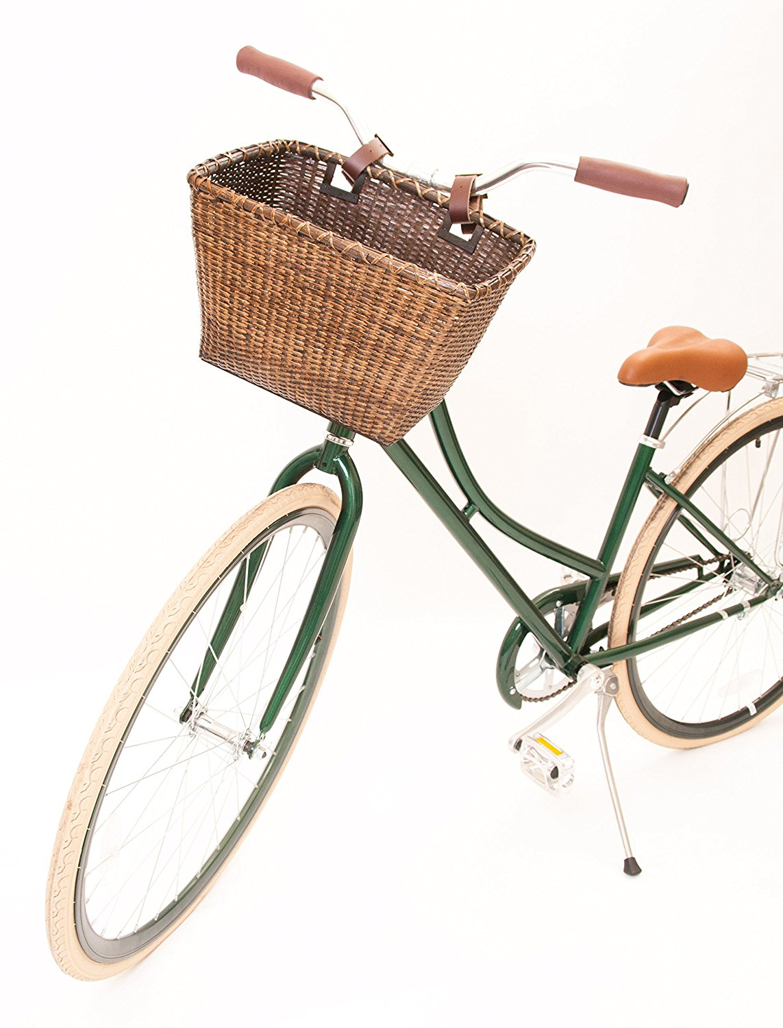 12 Eye-Catching Bike Baskets for the Ultimate Beach Ride