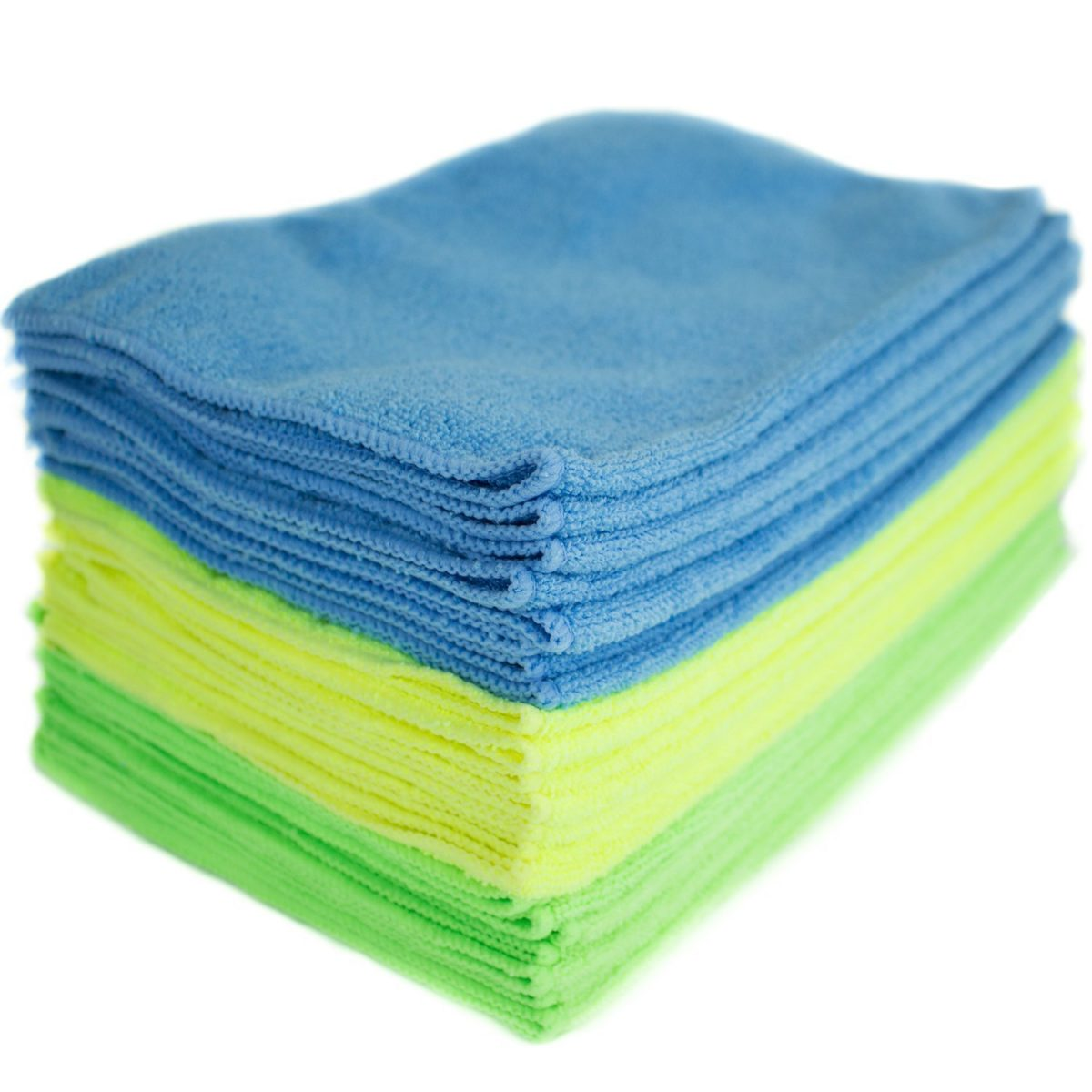 26 Astonishing Cleaning Uses for Microfiber Cloths