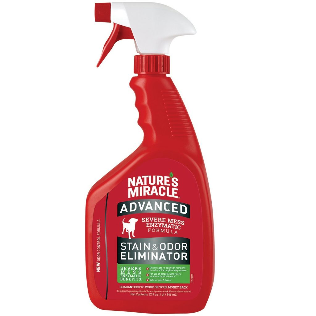 First Time Dog Owner  Cleaning and Odor Elimination Tips - Nature's Miracle Advanced Stain Odor Eliminator #FirstTimeDogOwner #DogCleaningHome #DogOdorEliminator #Dogs #NaturesMiracleStainOdor