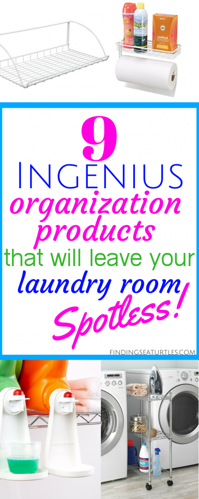 """9 Ingenious Gadgets to Keep Your Laundry Supplies Organized and Handy #organize #LaundrySupplies #LaundryGadgets"
