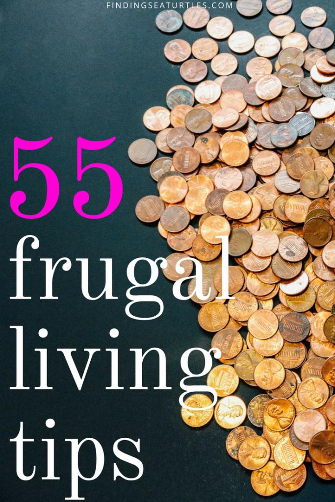 Frugal Living Tips #FrugalLiving #DIY #SaveMoney #LiveFrugally
