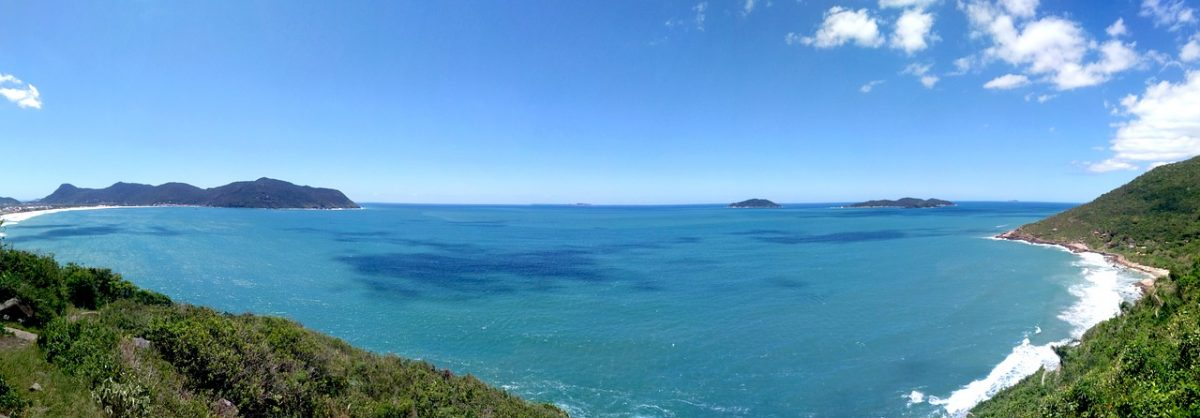 Florianopolis, Santa Catarina, Brazil Coastal Communities We'd Love to Visit #SilveirajHonatas #FlorianopolisBrazil #CoastalCommunities #BrazilianBeaches #FloripaSantaCatarina