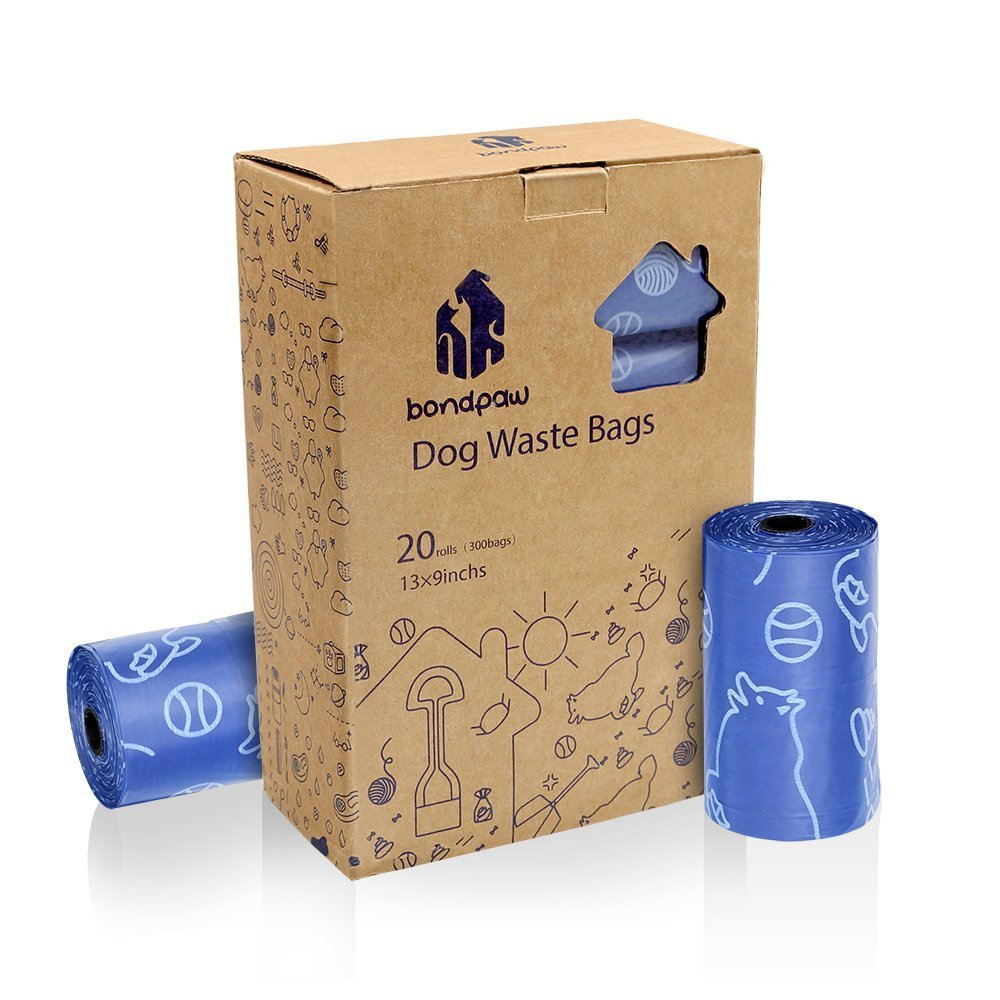 First Time Dog OwnerRoad Trip Tips - Bondpaw Dog Waste Bags #FirstTimeDogOwner #DogCare #DogCleaning #DogsTravel #DogsRoadTrip