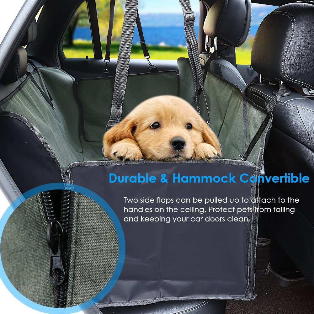 First Time Dog Owner Road Trip Tips Ur Pet Seat Cover Firsttimedogowner Dogstravel