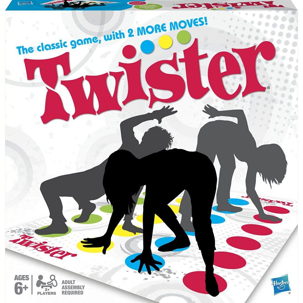Summer Family Fun Hasbro Twister Game #FamilyFun #HasbroTwister #SummerFun #SummerGames #Summer