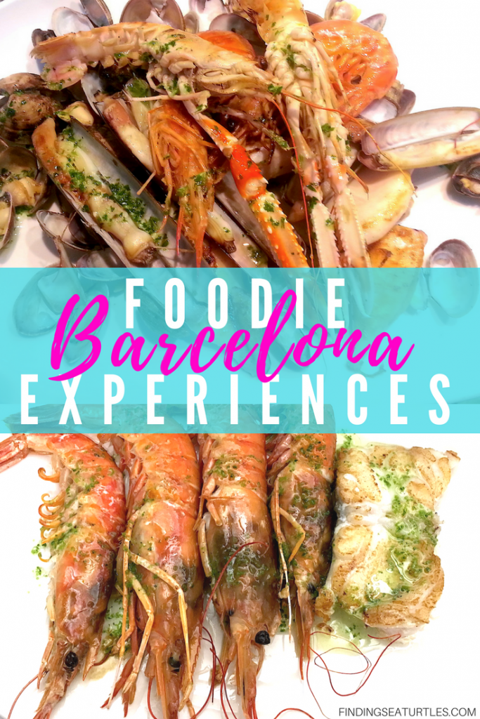 Barcelona: 3 Restaurants with Unique Foodie Experiences #foodie #barcelona #BCN #tapas #goodeats