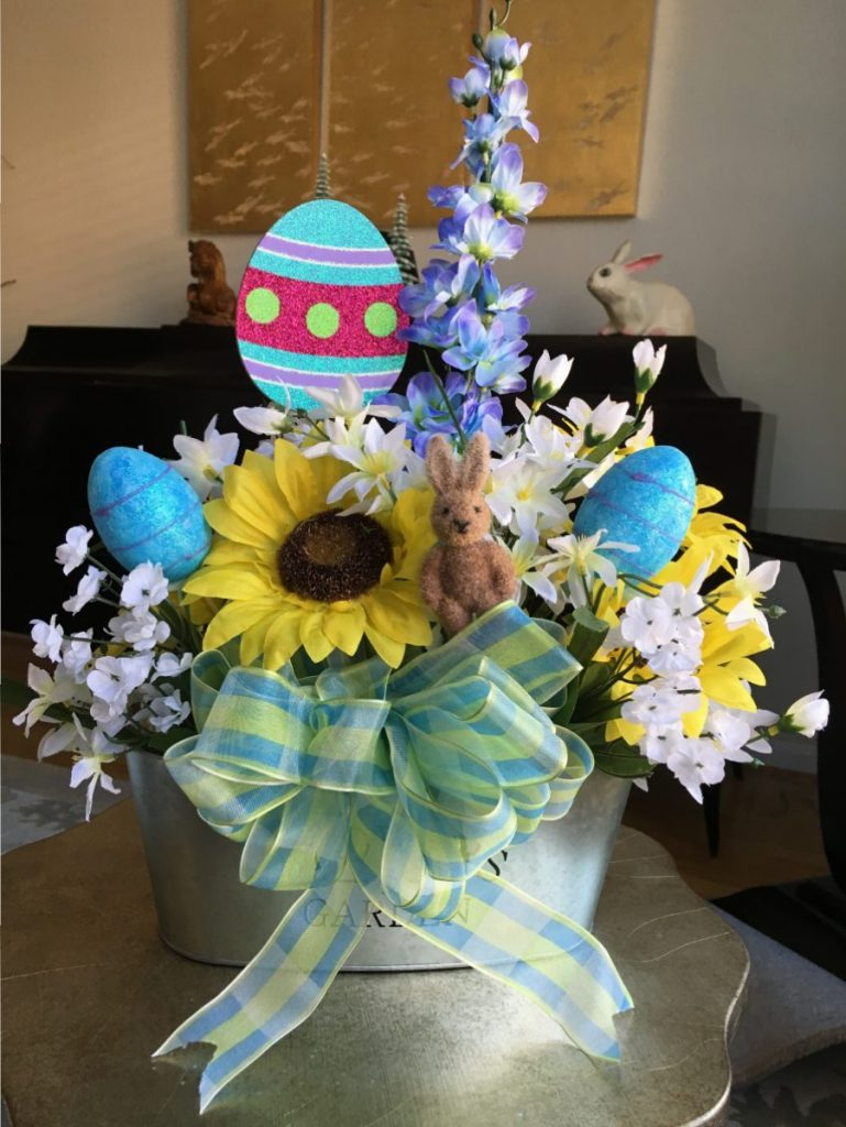 Easter Decor DIY Ideas to Celebrate Easter #Easter #EasterDIY #EasterDecor #EasterCelebration #CelebrateEaster