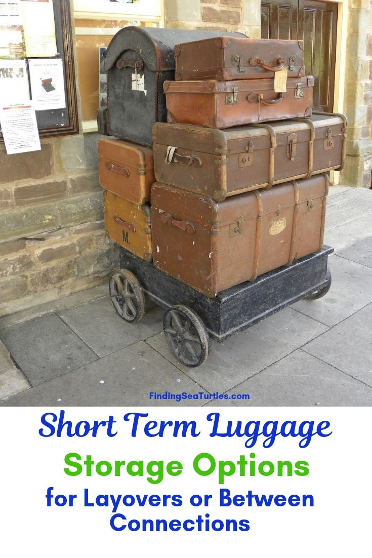 Short Term Luggage Storage Options For Layovers Or Between Connections #LuggageStorage #ShortTermLuggageStorage #Travel #TravelLuggageStorage #StoreYourLuggage #LuggageTravelStorage #AirportLuggageStorage #TrainStationLuggageStorage