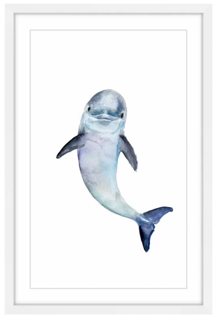 10 Cool Dolphin Accessories for Your Coastal Home #coastalhome #coastaldecor #dolphin #sealife #oceanlife