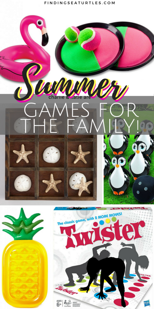 Summer Family Fun and Games #PoolFloat #SummerFun #SummerPoolFun #FamilyFun #SummerGames