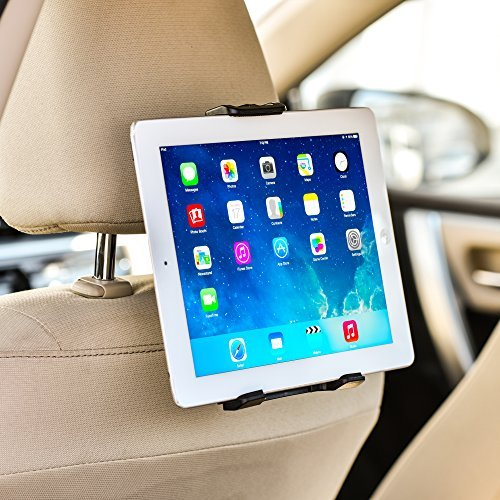 8 Must Haves For Your Kids Road Trip Bestrix Universal Headrest Tablet Car Mount #FamilyRoadTrip #KidsTravel #KidsRoadTrip #BestrixUniversalHeadrestCarMount