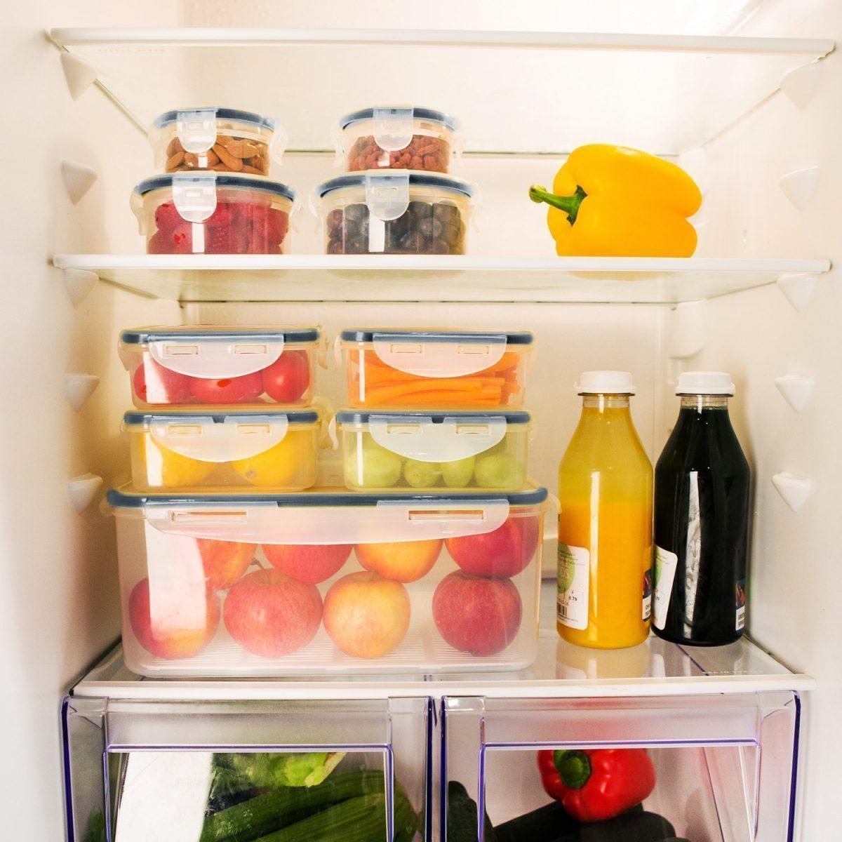 10 Mind Blowing Refrigerator Organization Hacks
