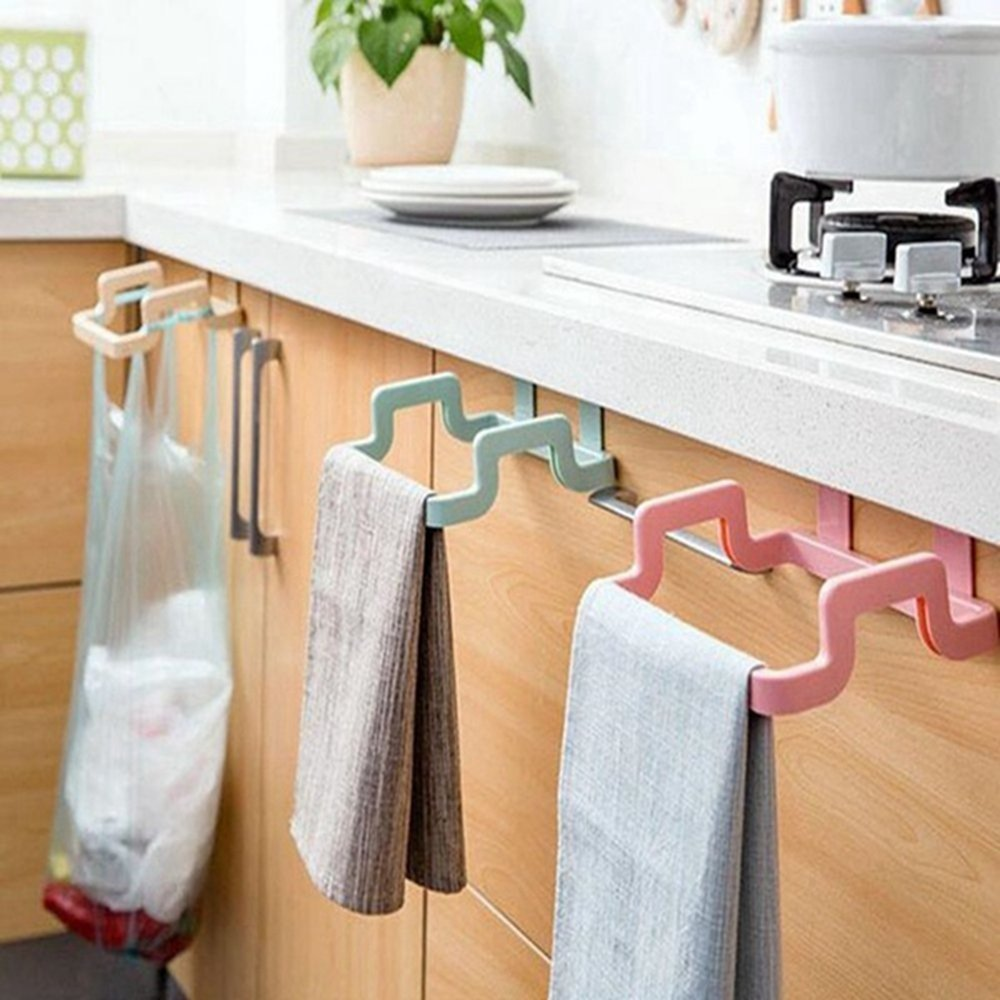 12 Life Changing Kitchen Organization Hacks Hanging Kitchen Cupboard Cabinet Tailgate Stand Storage #Organization #OrganizationHacks #KitchenOrganization #KitchenOrganizationHacks #KitchenHelp