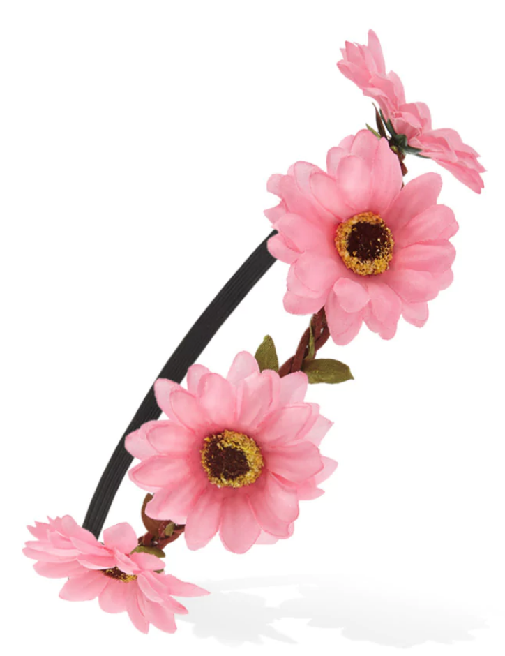 25 Pretty in Pink Gifts for Mom Floral Braided Headband #Forever21 #MothersDay #GiftsForMom #PinkGiftsForMom #MothersDayGifts #PinkGifts
