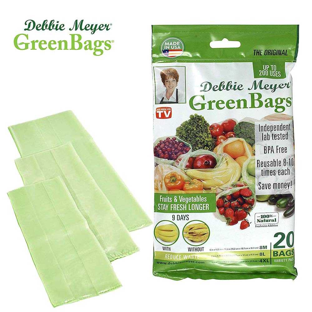 10 Mind Blowing Refrigerator Organization Hacks Debbie Meyer Greenbags Fruits, Vegetables #Organize #Organization #OrganizedRefrigerator #Fridge #Refrigerator #RefrigeratorStorage #Storage #SaveTime #SaveMoney