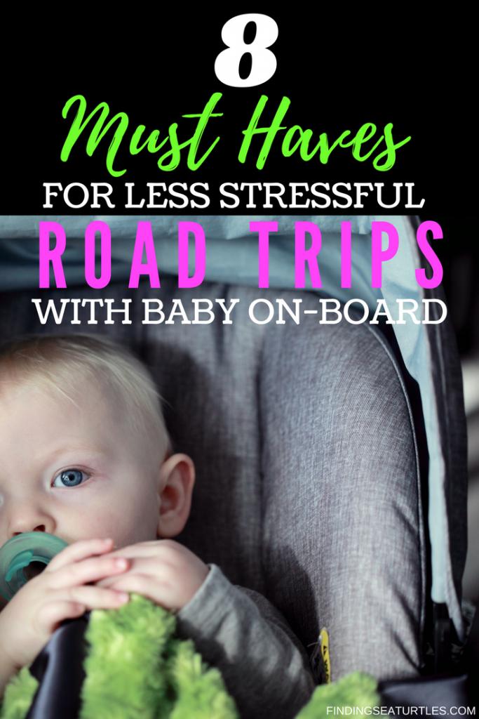 8 Must Haves For Your Kids Road Trip #KidsRoadTrip #KidsTravel #TravelwithKids #SafetyFirst