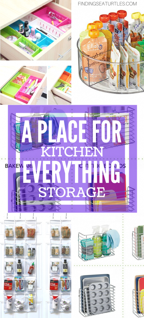 12 Life Changing Kitchen Organization Hacks #Organization #SimpleHouseWare #OrganizationHacks #KitchenHacks #StorageHacks