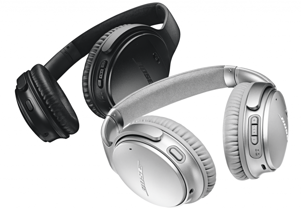15 Fabulous Father's Day Gifts Bose Quietcomfort 35 Wireless Headphones II #CelebrateFathersDay #FathersDay #FathersDayGifts #GiftsForDad #GiftsForMen #BoseQuietComfort