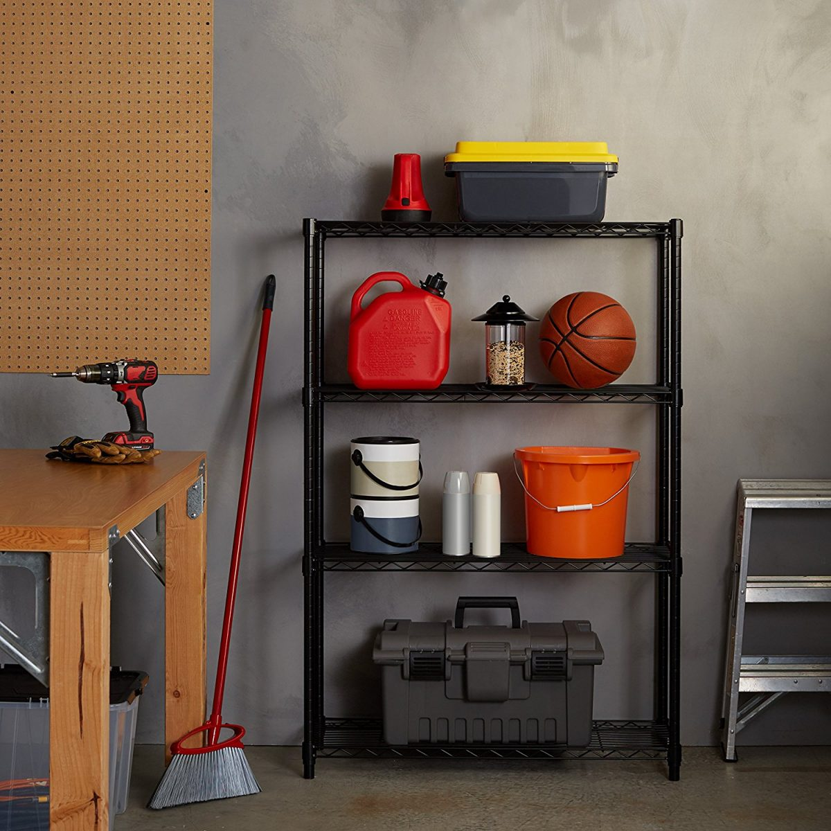 15 Most Clever Garage Hacks to Keep You Organized