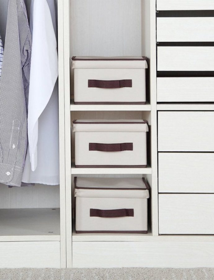 10 Massive Space Saving Closet Tips