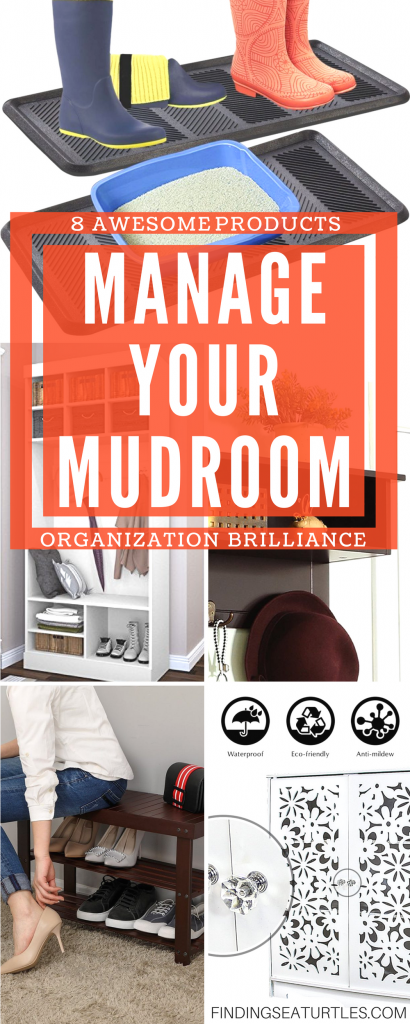 8 Mudroom Managing Tips That Really Work #EntryWay #MudroomOrganization #Mudroom #CleanMudroom #OrganizedMudroom #Organization