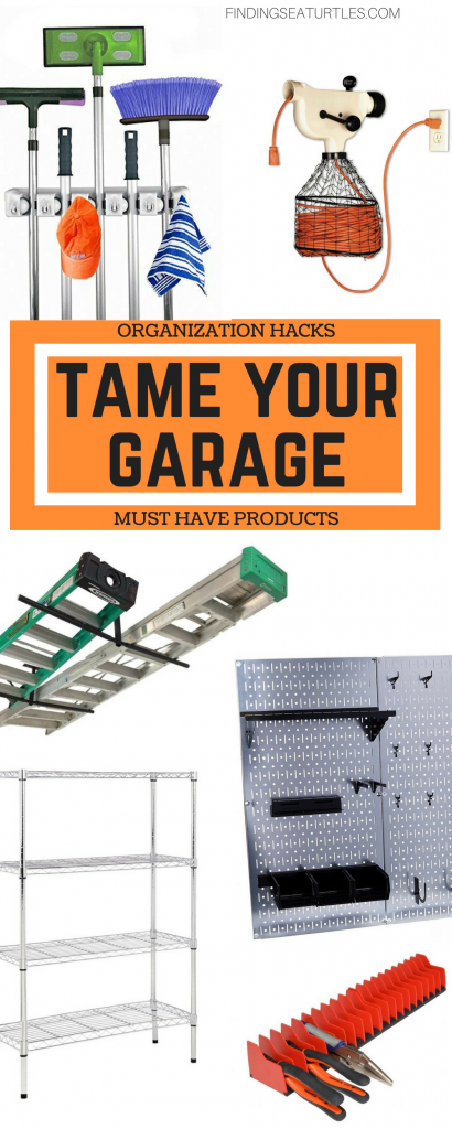 15 Clever Garage Hacks #GarageCleaning #GarageStorage #GarageOrganization #GarageHacks