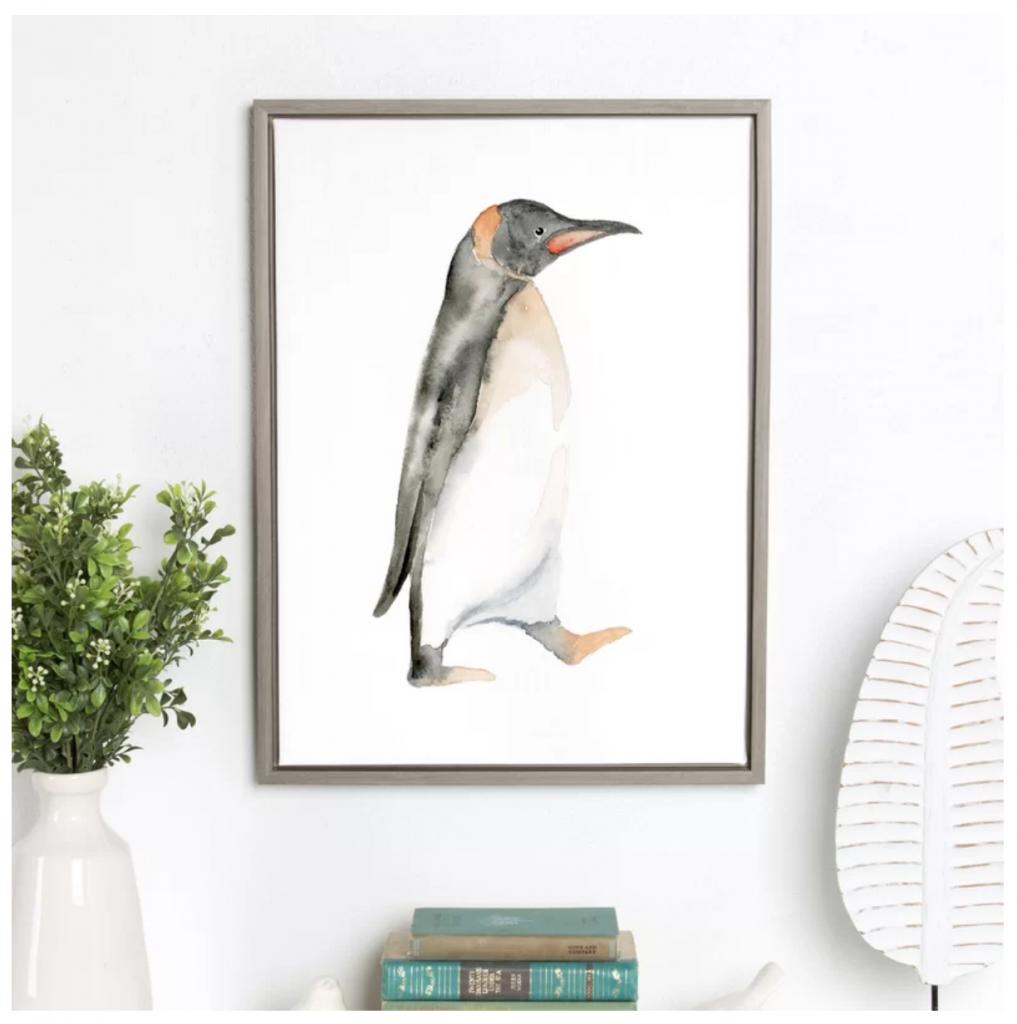 10 Cool Penguin Accessories for your Coastal Home #penguin #sealife #oceanlife #homedecor #coastalstyle #beachhouse