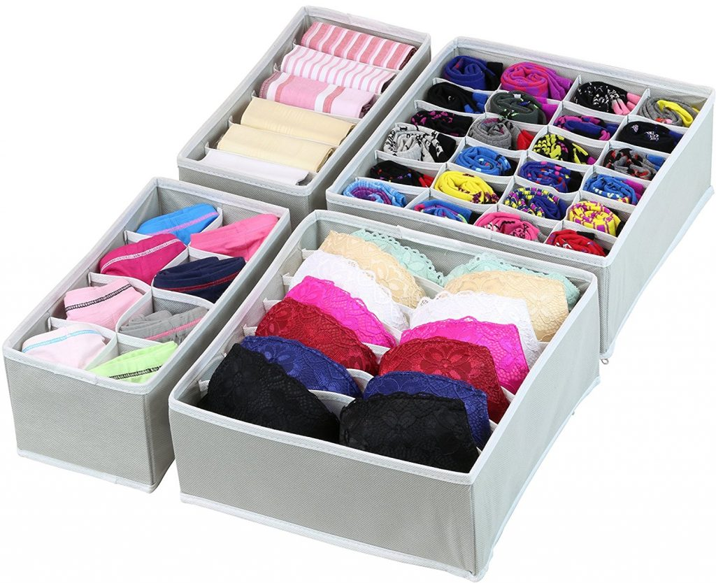 10 Affordable Solutions For A Super Organized Dresser Simplehouseware Closet Underwear Organizer Drawer #SimpleHouseware #EZSTAX #AmazonBasics #mDesign #Storage #StorageSolutions #Organize #Organizer #OrganizationSolutions #OrganizedDresser #StorageOrganization #AffordableStorage #AffordableOrganization #DresserStorage #BudgetFriendly #Tidy #Organization #ClothingStorage #ClothingOrganizer #OrganizedClothes #Affordable #EffectiveStorageSolutions #SmalSpaceStorage #SmallSpace