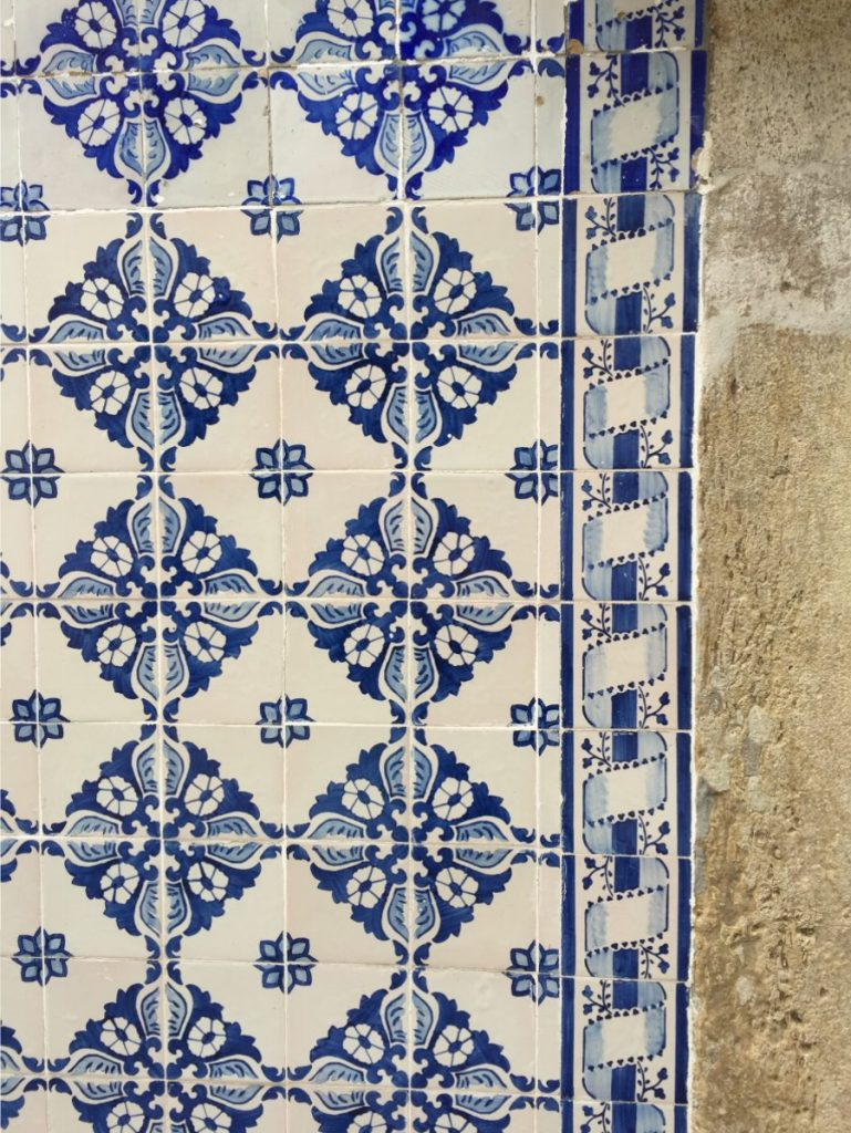 Old World Tiles of Lisbon, Portugal 7 #Lisboa #Lisbon #Portugal #PortugalTravel #TravelPortugal #BeautifulPortugal #Alfama #PortugueseTiles #LovePortugal