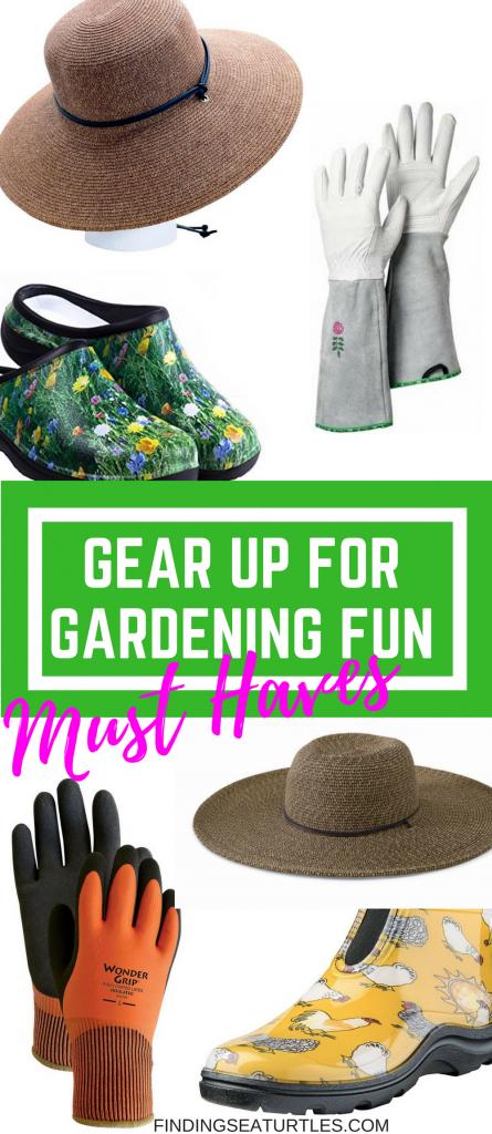Bon 8 Gardening Gear Essentials #SloggersSunHat #GardenHat #Garden #Gardening  #SunProtection #GardenWork ...