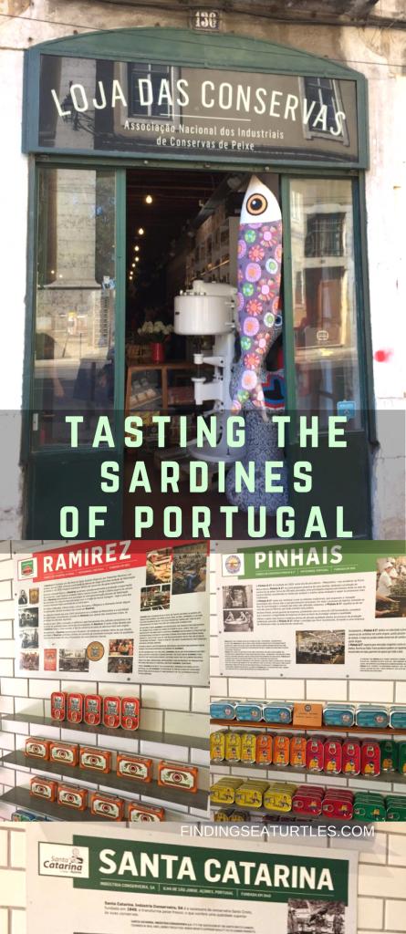 Tasting the Sardines of Portugal: Loja Das Conservas Lisbon #Lisboa #Lisbon #Portugal #Beach #BeachTravel #PortugalSardines #TravelPortugal #LovePortugal #LojaDasConservas #SardinePate #Foodie #PortugueseFood