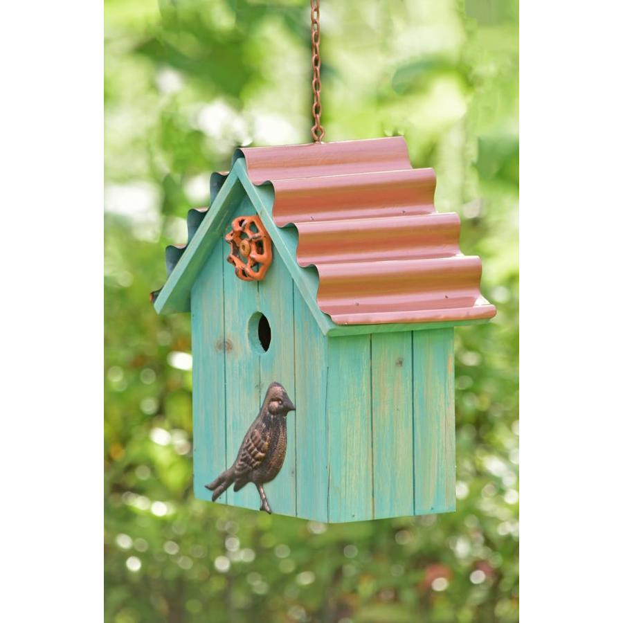 10 Blissful Birdhouses To Attract Birds That Serenade Backyard Glory Birdhouse #BlissfulBirdhouses #Birdhouses #Garden #Gardening #AttractsBirds #BackyardGloryBirdhouse