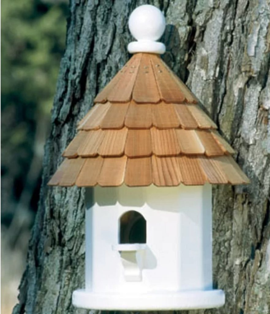 10 Blissful Birdhouses To Attract Birds That Serenade Lazy Hill Farm Wren House #BlissfulBirdhouses #Birdhouses #Garden #Gardening #AttractsBirds #LazyHillFarm