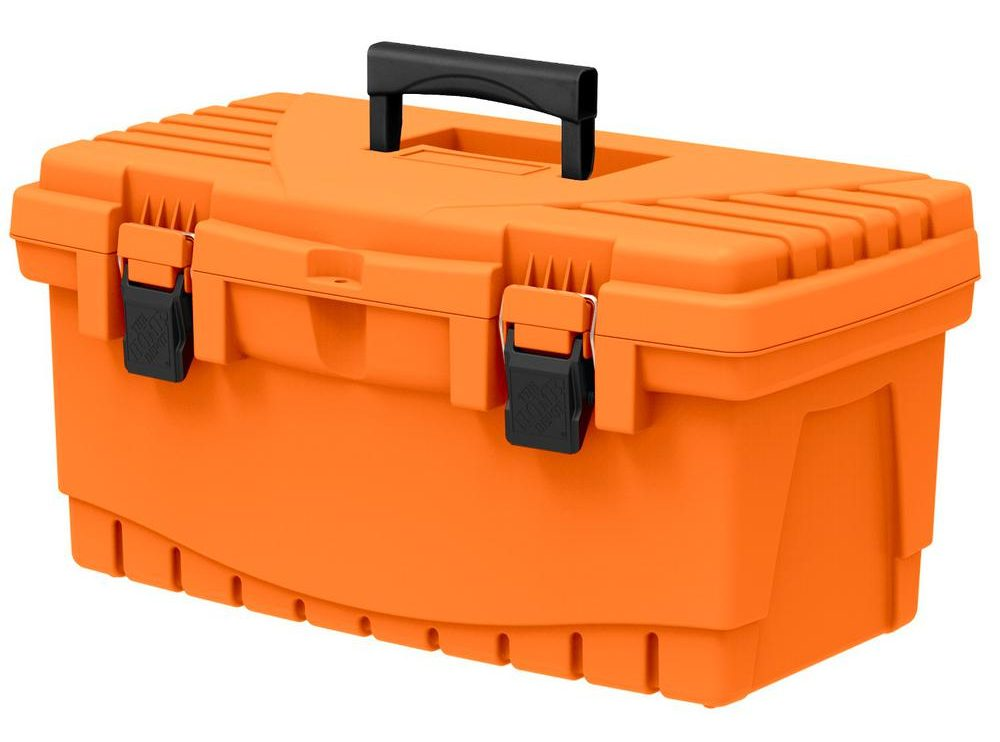 "20 Must-Haves for the Home Tool Box - Home Depot 19"" Tool Box #DIY #Tools #Toolbox #MustHaveTools #HomeRepair #FirstTimeHomeowner #Homeowner"