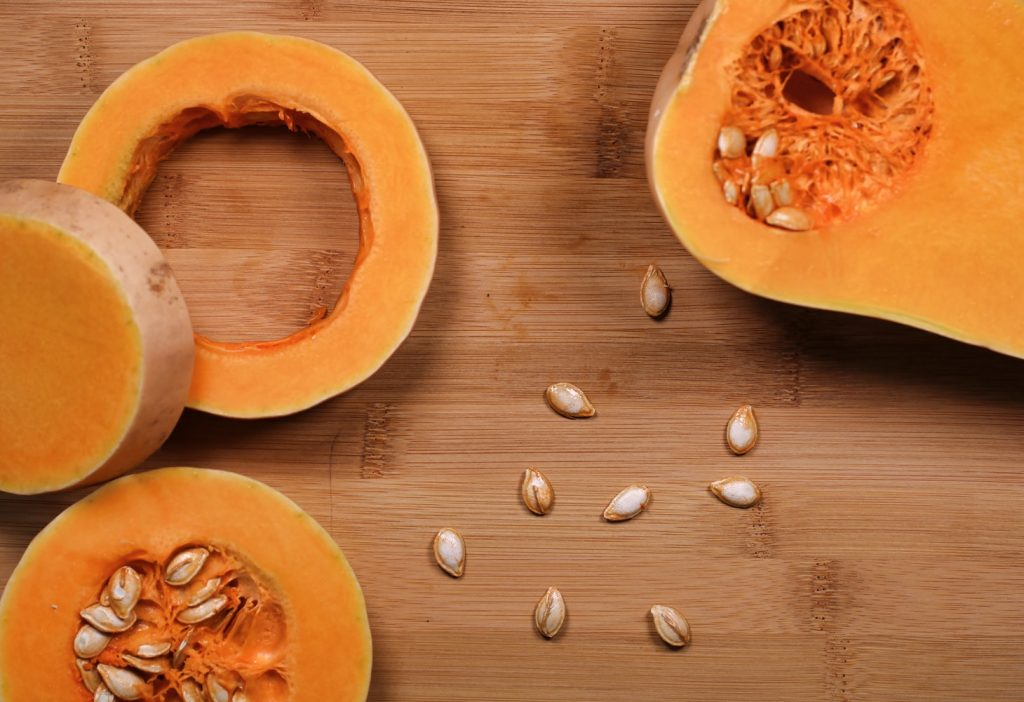How to Cut a Butternut Squash for Cooking Butternut Squash Nick Collins Webdesign New Castle #ButternutSquash #DIY #PrepButternutSquash #QuickAndEasy #HealthyEating