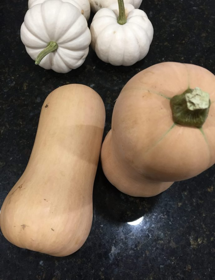 How to Cut a Butternut Squash to Cook