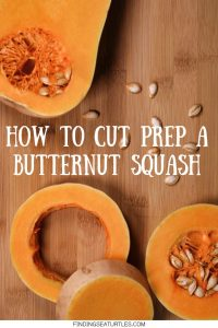 How to Cut a Butternut Squash for Cooking Butternut Squash #ButternutSquash #DIY #PrepButternutSquash #QuickAndEasy #HealthyEating