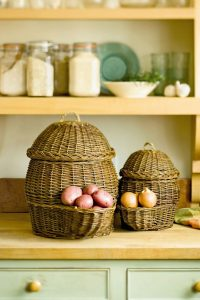 27 Gifts for Gardeners - Plants, Gear Tools Potato And Onion Storage Basket Set #Garden #GardenTools #Gardening #Tools #YardTools #GardenEssentials #StorageBaskets