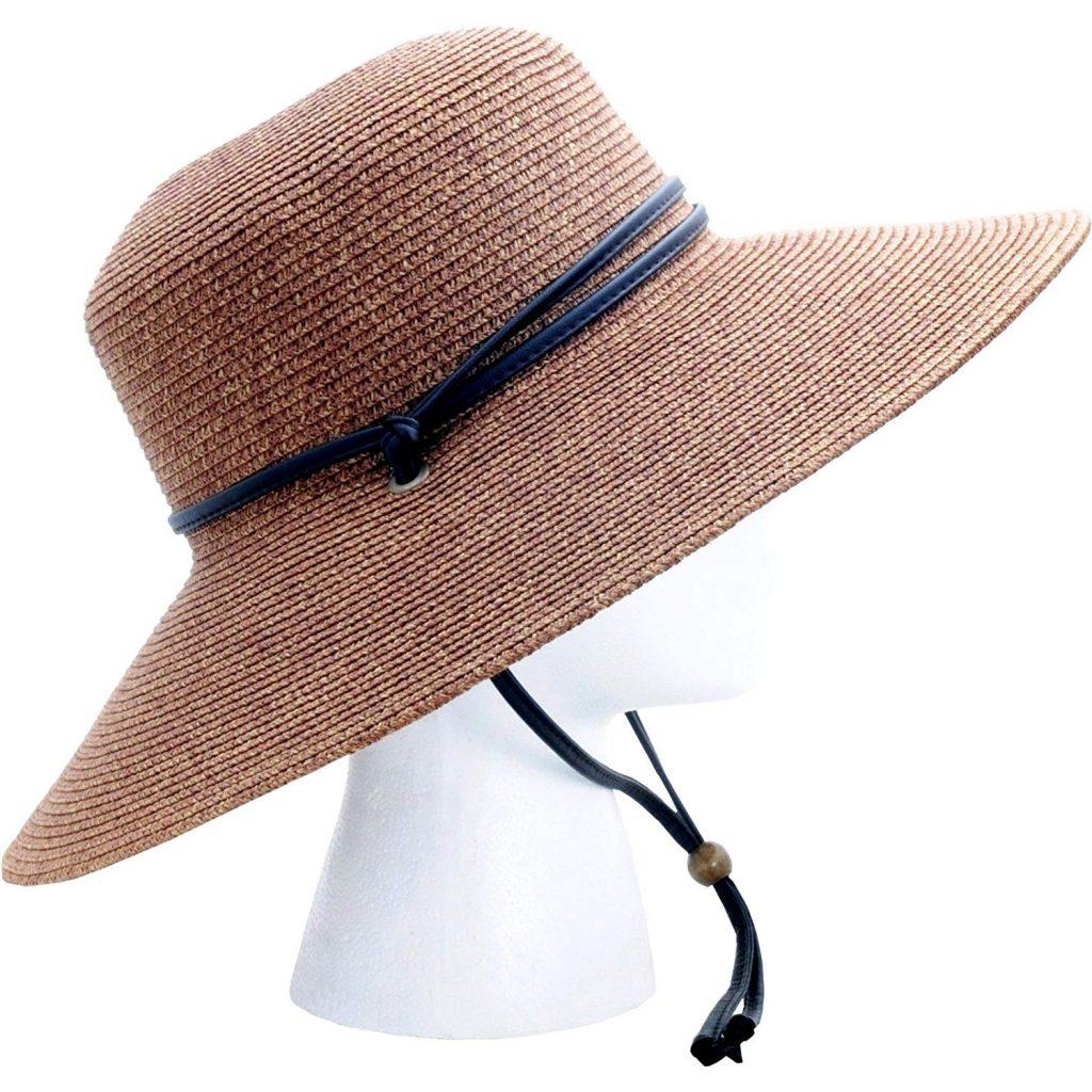 27 Best Gifts for Gardeners Sloggers Women's Wide Brim Braided Sun Hat #Gifts #Gardening #GardeningGifts #GardenersGifts #GardenGear #GardenEssentials #Garden #GardenHat